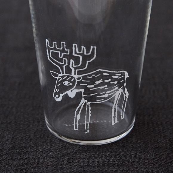 【写真】マッティ・ピックヤムサ グラス reindeer