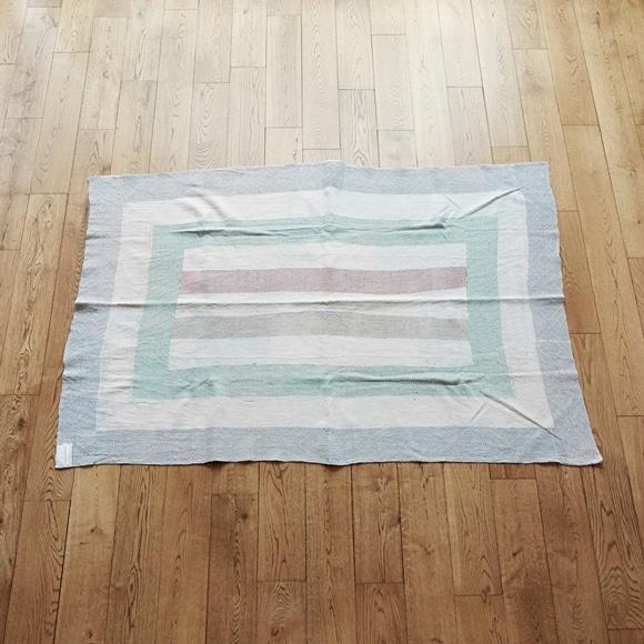 【写真】【一点物】ヴィンテージ ラリー キルト 125×182 【no317】