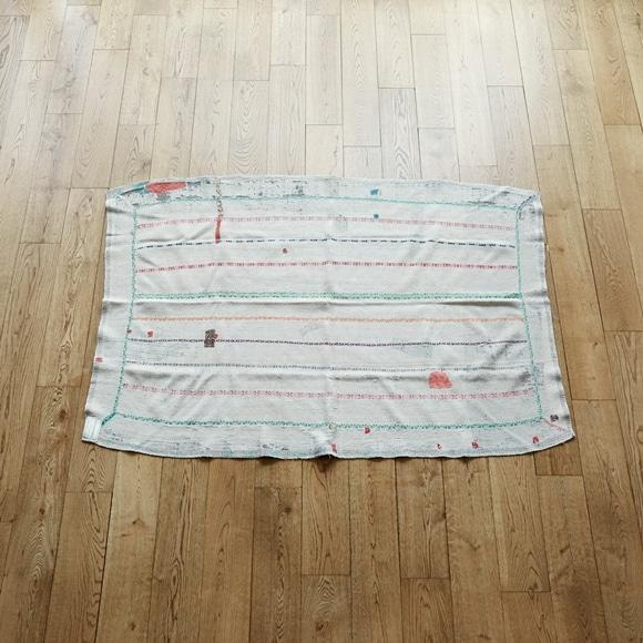 【写真】【一点物】ヴィンテージ ラリー キルト 100×170 【no191】