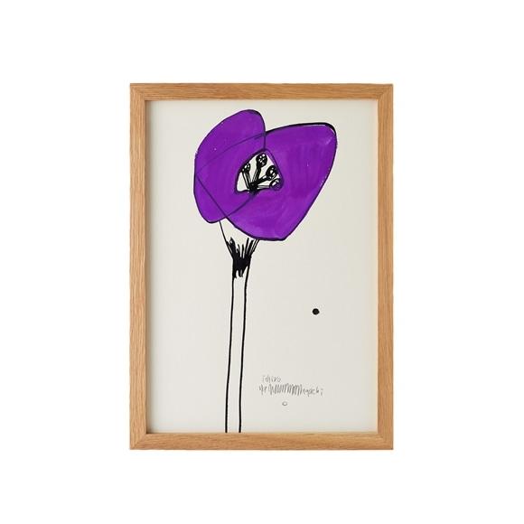 【写真】【一点物】山口 一郎 「flower no.44」
