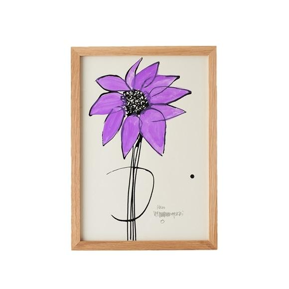 【写真】【一点物】山口 一郎 「flower no.48」
