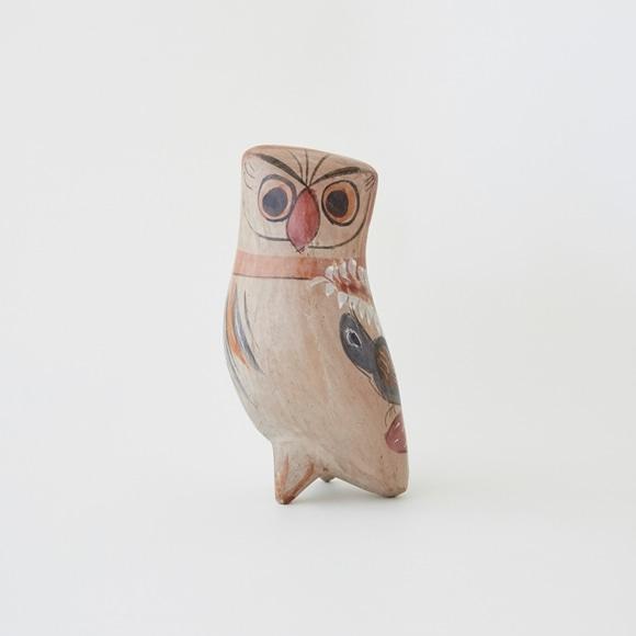 【写真】【一点物】トナラ フクロウ 15A