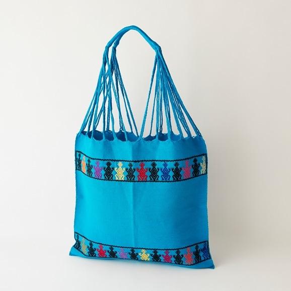 【写真】【一点物】織物バッグ 21