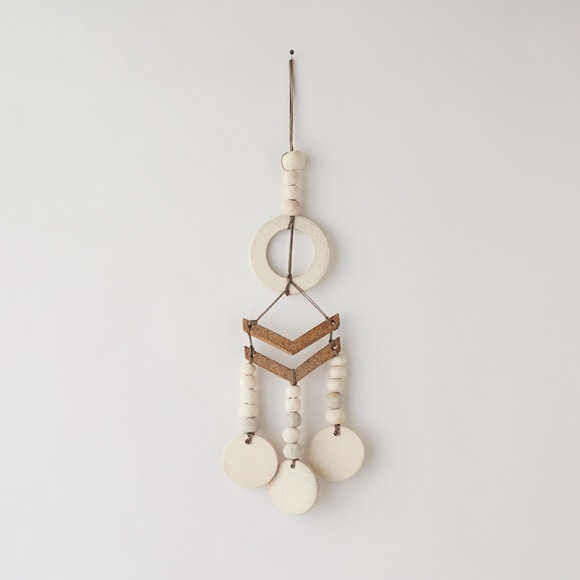 【写真】【一点物】Heather Levin Wall Hanging 04