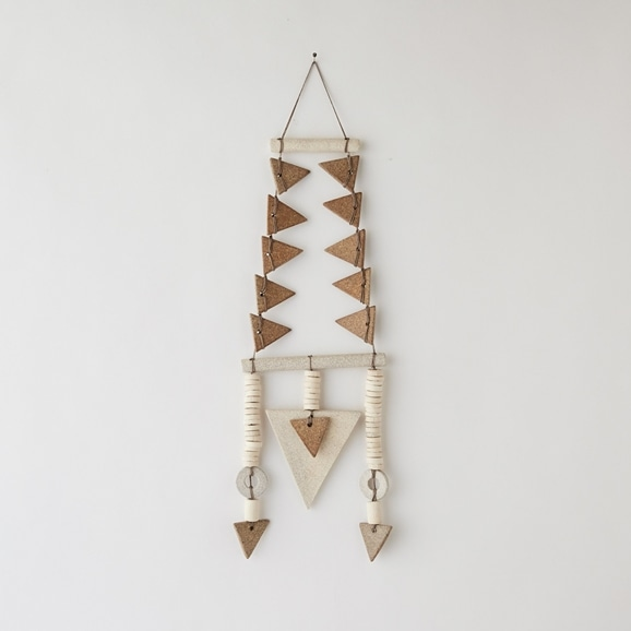 【写真】【一点物】Heather Levin Wall Hanging 05