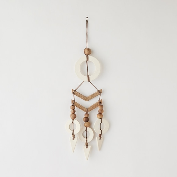 【写真】【一点物】Heather Levin Wall Hanging 06