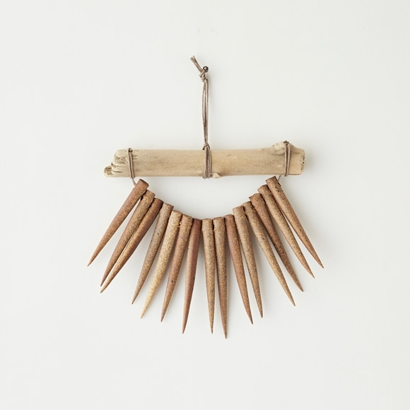【写真】【一点物】Heather Levin Wall Hanging 07