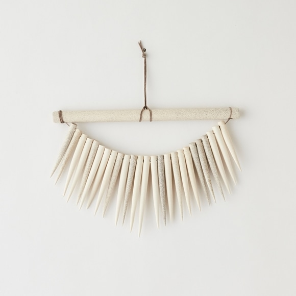 【写真】【一点物】Heather Levin Wall Hanging 08
