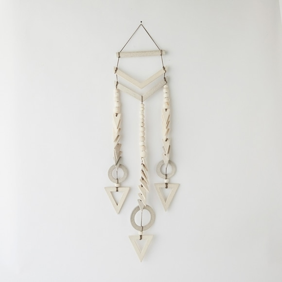 【写真】【一点物】Heather Levin Wall Hanging 09