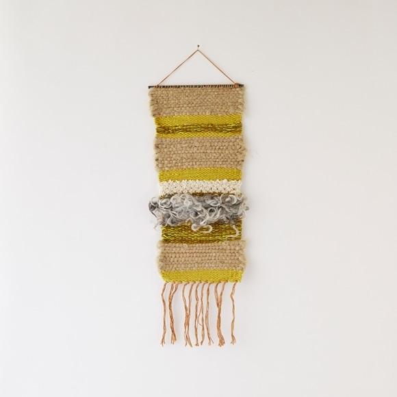 【写真】【一点物】Janelle Pietrzak Wall Hanging S