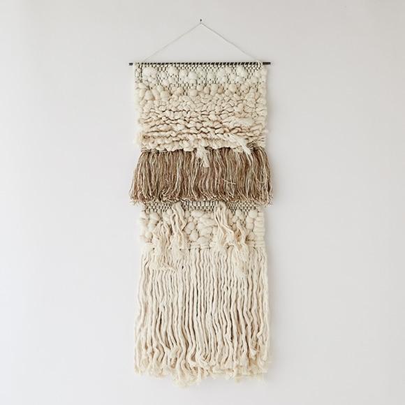 【写真】【一点物】Janelle Pietrzak Wall Hanging XL