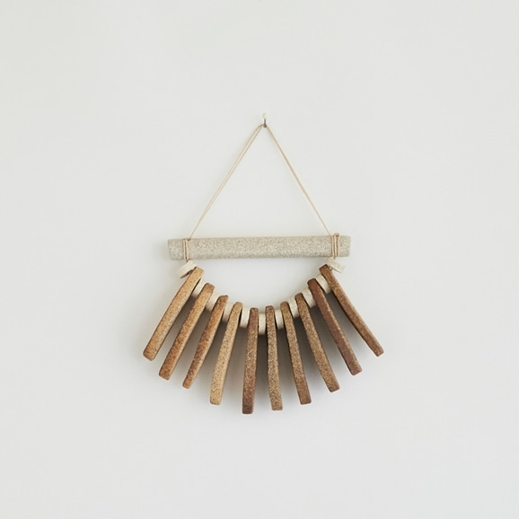 【写真】【一点物】Heather Levin Wall Hanging 2-27