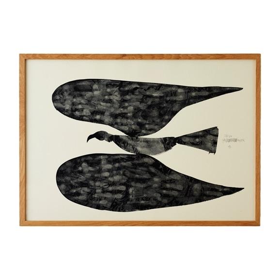【写真】【一点物】山口一郎 「blackbird-32」