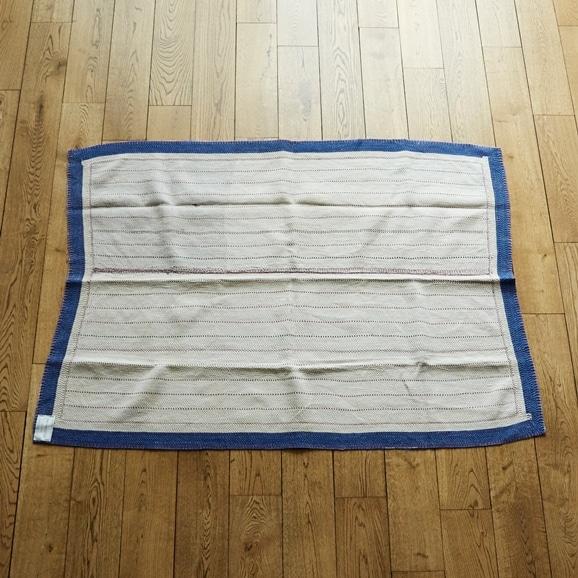 【写真】【一点物】ヴィンテージ ラリー キルト 105×150 【no3257】