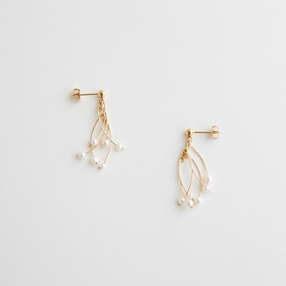 【写真】asumi bijoux popolace short pierce
