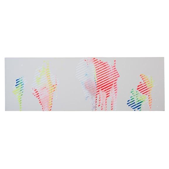 【写真】ホウコォ キュウ 「Fluorescence strip #2」