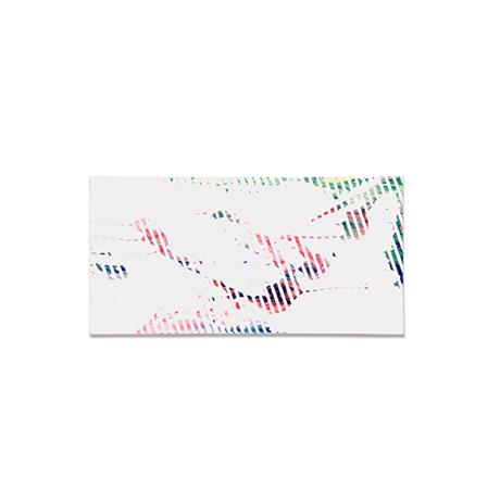 【写真】ホウコォ キュウ 「Fluorescence strip #9」