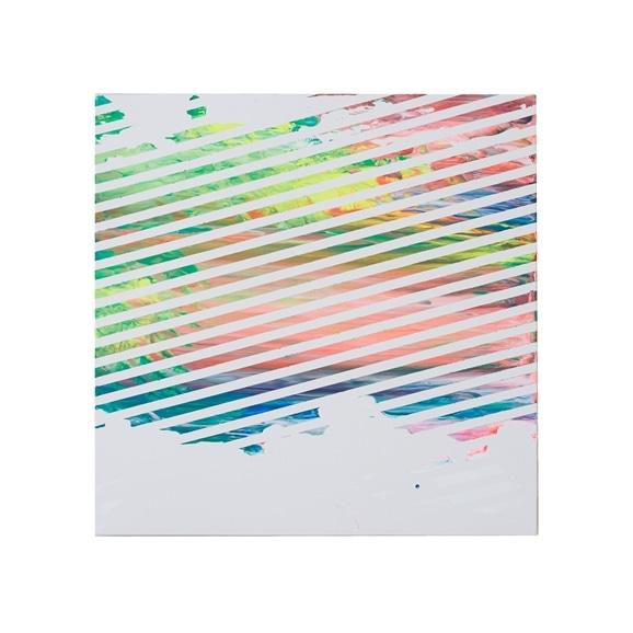 【写真】ホウコォ キュウ 「Fluorescence strip #16」