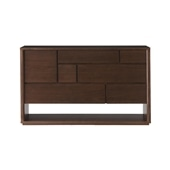 CONTOUR DRAWER Walnut