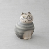 Lisa Larson Cat MIA Gray medium