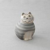 Lisa Larson Cat MIA Gray medium