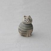 Lisa Larson Cat MIA Gray mini