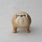 【定番品】Lisa Larson Bulldog medium