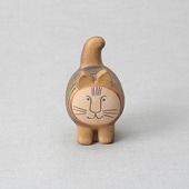 【定番品】Lisa Larson Dieci Cat Brown