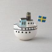 Lisa Larson Boat