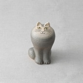【定番品】Lisa Larson Cat MAYA Gray