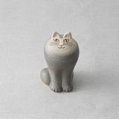 Lisa Larson Cat MAYA Gray
