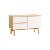 STILT SIDEBOARD S White