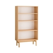 STILT SHELF TALL White