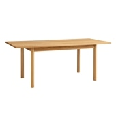 DIMANCHE DINING TABLE 1800