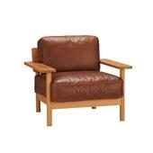 DIMANCHE SOFA (1) Leather