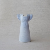 Lisa Larson Vases Dress sky blue