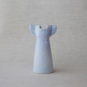 Lisa Larson Vases Dress sky blue