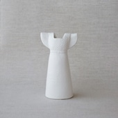 Lisa Larson Vases Dress white