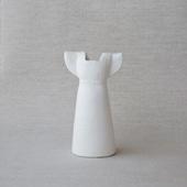 Lisa Larson Vases Dress white