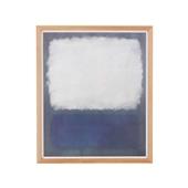 マーク・ロスコ 「Blue and grey.1962」