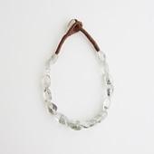 sai Necklace Garden Crystal