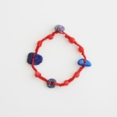 sai Bracelet Lapis Lazuli & Vintage Beads