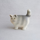 Lisa Larson Cat Moa Gray