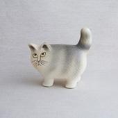 Lisa Larson Cat Moa Gray