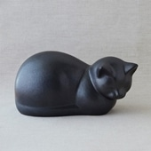 Lisa Larson Cat Moses Black