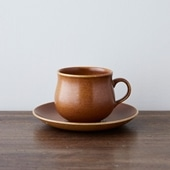 Lisa Larson Cup & Saucer